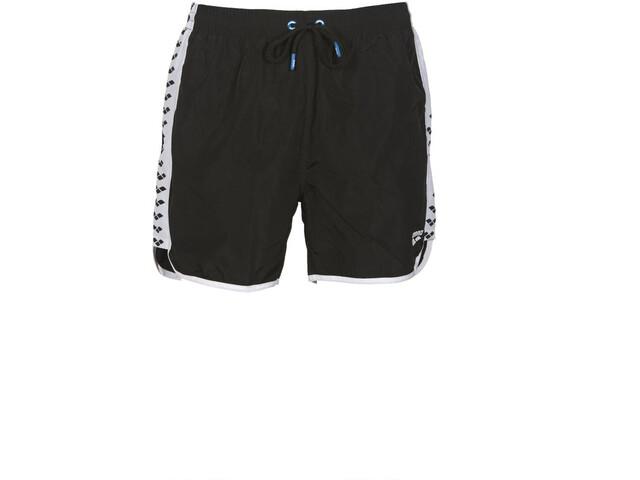 arena Team Stripe Boxer Hombre, negro/blanco